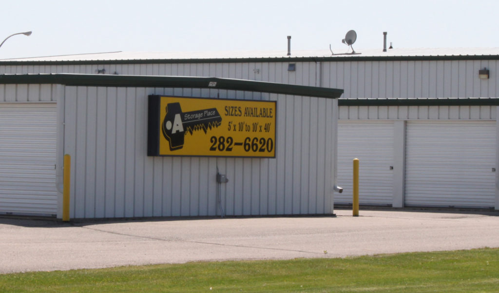 A Storage Place storage units - self storage in North Fargo